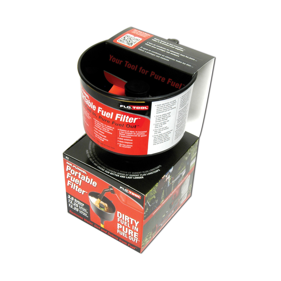 Buy Online Re Fuel Filters Diesel Mr Funnel F3 C Medium Conductive Filter Petrol Fuels